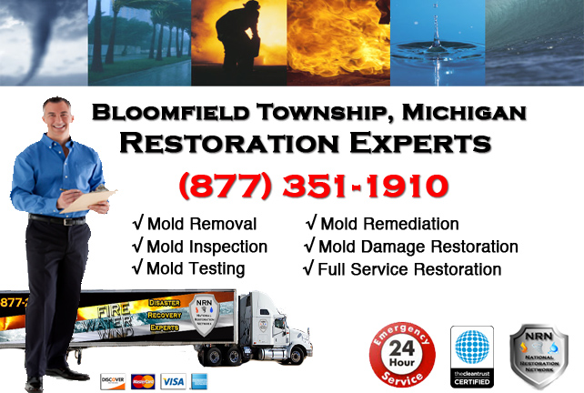 Bloomfield Township Mold Remediation Services