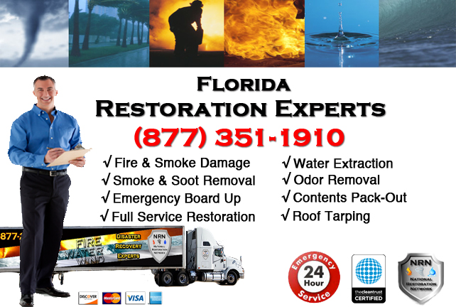 Florida Fire and Smoke Damage Repairs