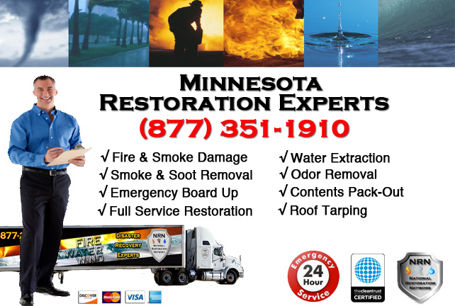 Minnesota Fire Damage Cleanup