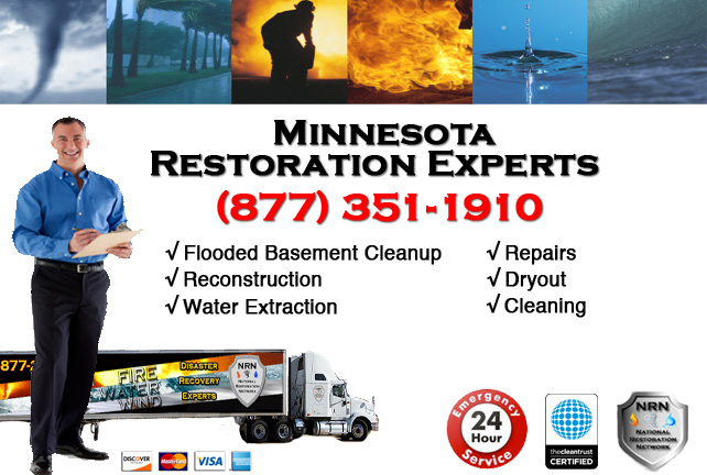 Minnesota Flooded Basement Cleanup