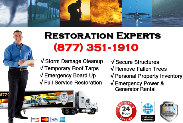 Storm Damage Cleanup Company
