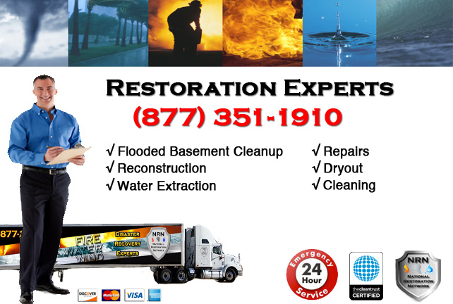 flooded basement cleanup company