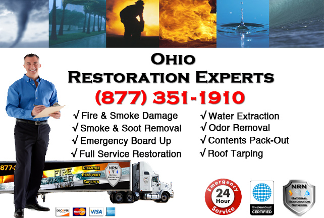 Ohio Fire Damage Cleanup