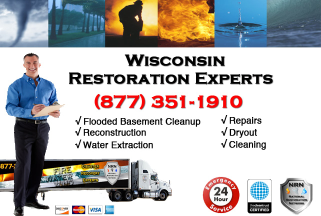 Wisconsin Flood Damage Cleanup & Repairs