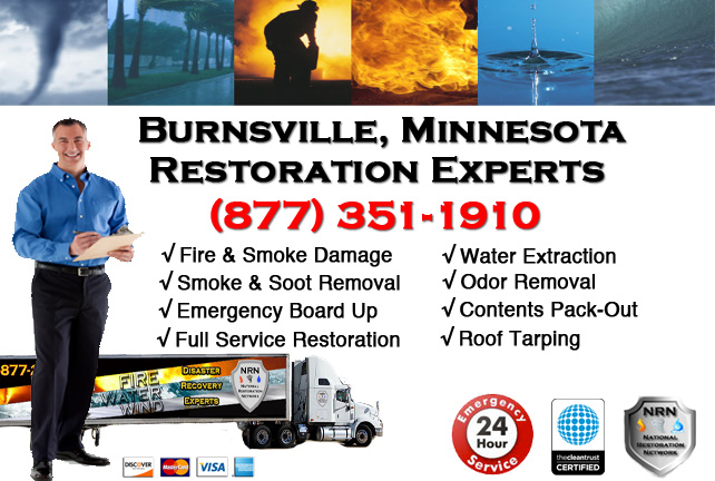 Burnsville Fire Damage Contractor