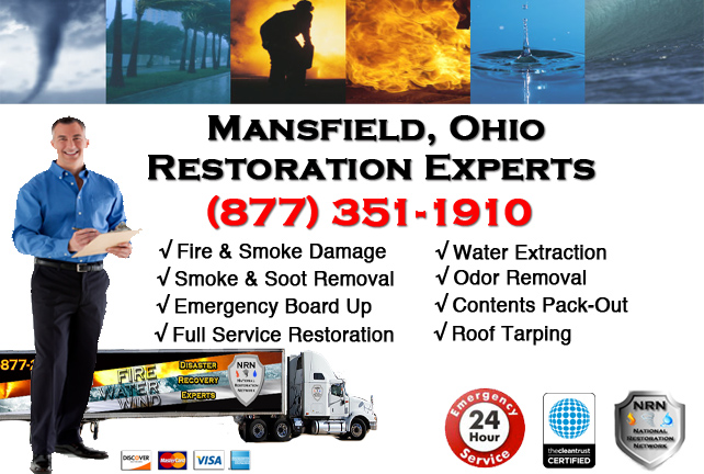 Mansfield Fire Damage Cleanup Company