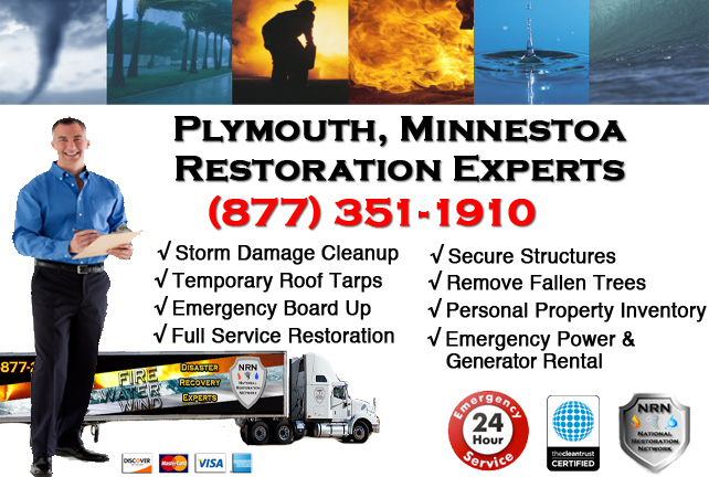 Plymouth Storm Damage Cleanup