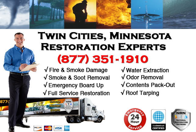 Twin Cities Fire Damage Cleanup