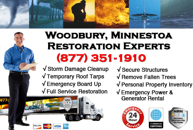 Woodbury Storm Damage Cleanup