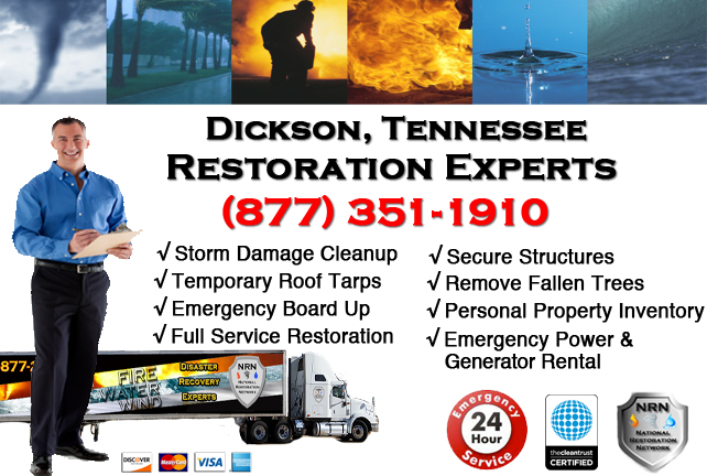 Dickson Storm Damage Repairs