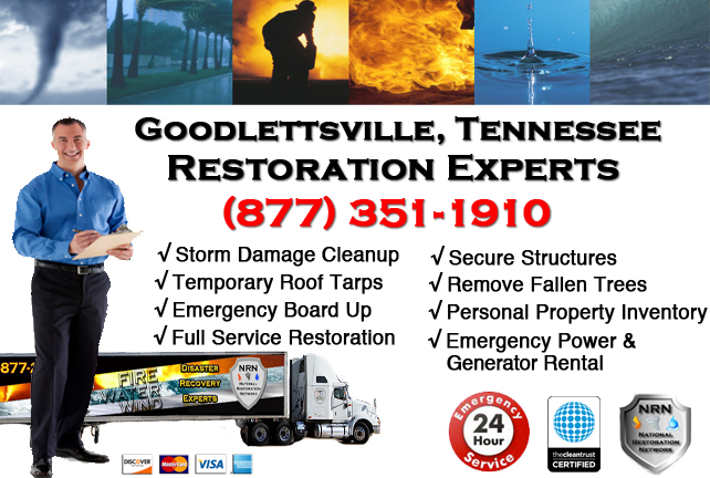 Goodlettsville Storm Damage Repairs