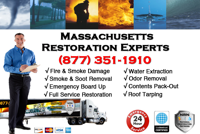 Massachusetts Fire Damage Restoration Contractor