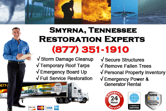 Smyrna Storm Damage Repairs