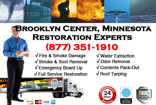 Brooklyn Center Fire and Smoke Damage Cleanup