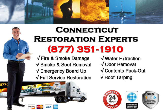 Connecticut Fire Damage Cleanup Contractor