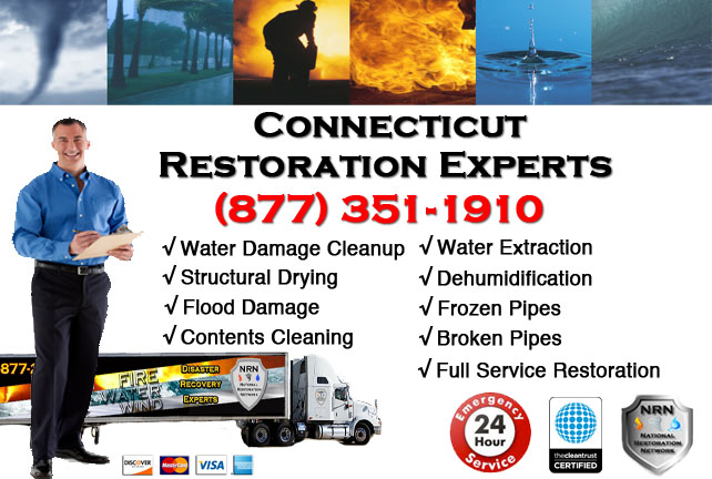 Connecticut Water Damage Restoration