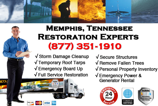 Memphis Storm Damage Cleanup