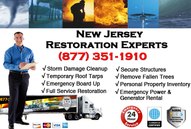 New Jersey Storm Damage Cleanup