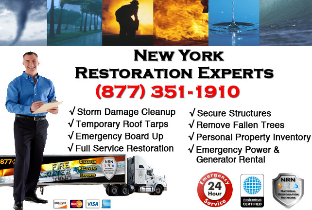 New York Storm Damage Cleanup