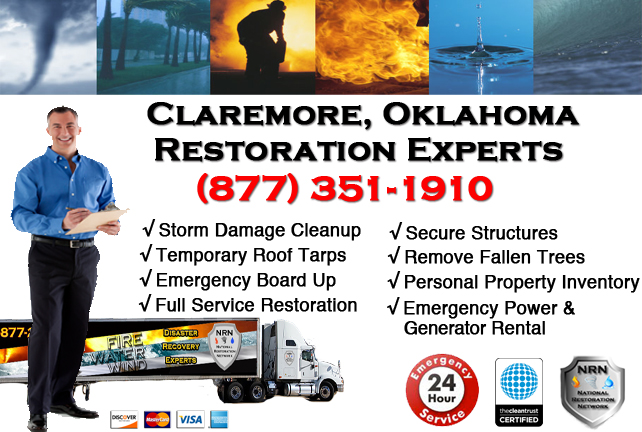 Claremore Storm Damage Cleanup