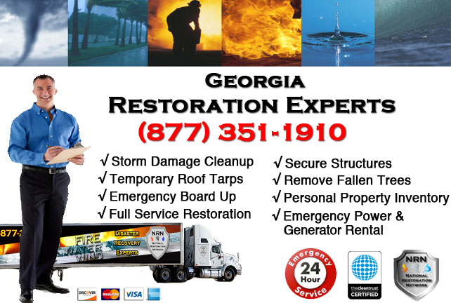 Georgia Storm Damage Cleanup
