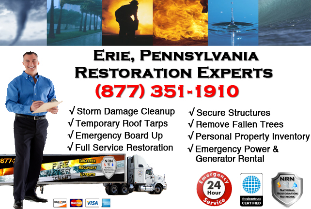 Erie Storm Damage Repairs