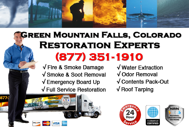 Green Mountain Falls Fire Damage Restoration Contractor