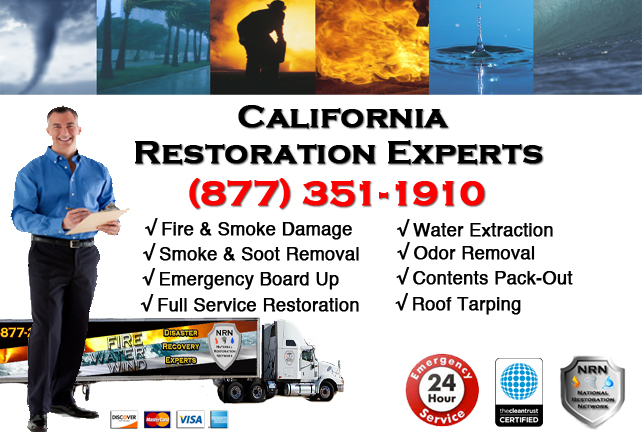 California Fire Damage Restoration Contractor