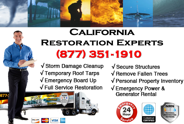 California Storm Damage & Repiairs